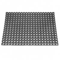 """Резиновый коврик для удержания песка и грязи """"Сота"""" 57х71х0,8 см, фото 1"""