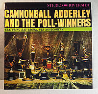 CD диск Cannonball Adderley - Cannonball Adderley And Poll-Winners , фото 1