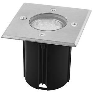 Тротуарный светильник LED 3733 G5.3 P65 110х110x90 мм
