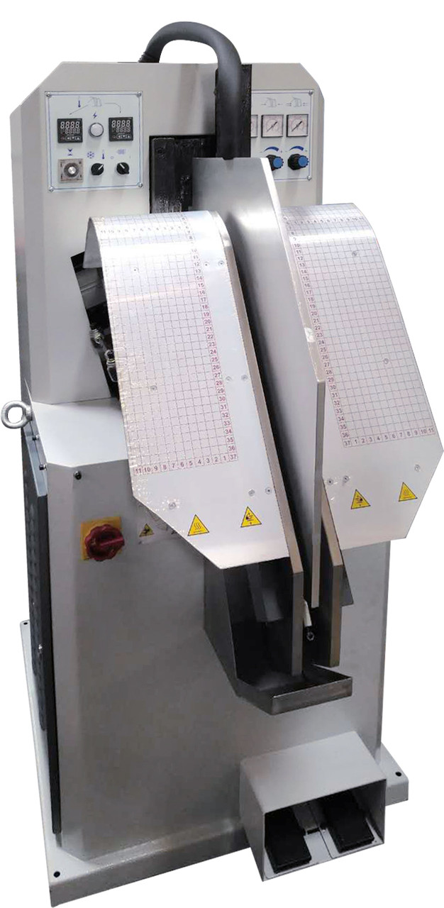 Вытяжная машина NGS ST165C (гидравлика холодная)