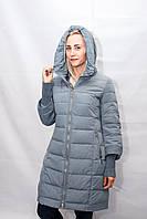 Женский зимний пуховик куртка парка тёплая большого размера