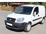 Бампер передний на Фиат Добло (Fiat Doblo) 2005-2009, фото 2