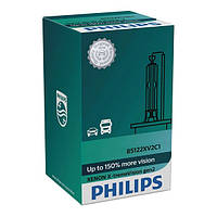 Ксеноновая лампа Philips D3S X-tremeVision gen2 +150% more vision (42403XV2C1)