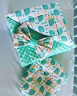 Одеяло для ребенка зимнее минки, фото 1