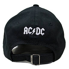 бейсболка AC/DC Back In Black (3D вышивка), фото 3