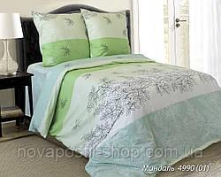 Миндаль, постельное белье из белорусской бязи (100% хлопок)