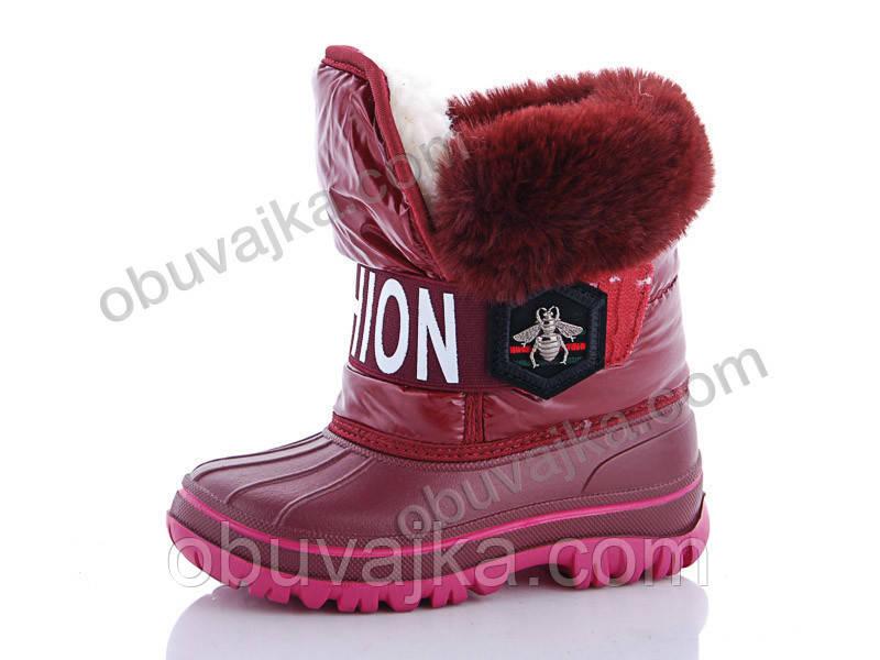 Зимняя обувь оптом Сноубутсы для детей от фирмы GFB(28-32)
