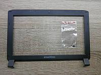 Корпус eMachines eM350 NAV51 (рамка матрицы) для ноутбука Б/У!!! ORIGINAL