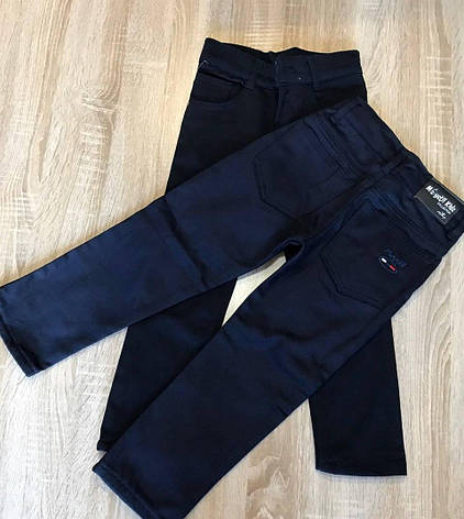 Детские теплые брюки для мальчика 6-12 лет , фото 2