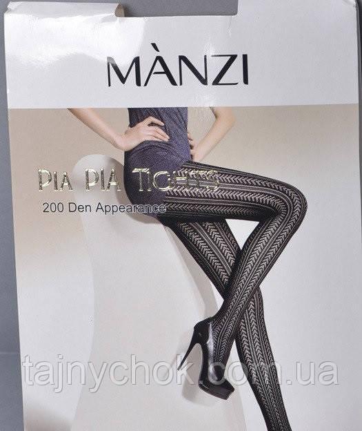 """Колготки женские """"Manzi"""" 200 den (4 цвета)"""
