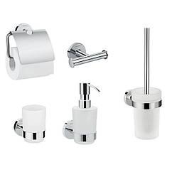 Набор аксессуаров для ванны HANSGROHE LOGIS 41723111