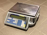 Весы с чекопечатью DIGI SM-300B (без стойки) 15кг.