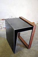 Стол журнальный в стиле лофт 37