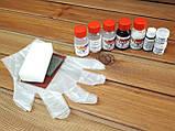 Набор для покраски кроссовок Dr.Leather Sneaker Restoration Professional 40мл, фото 5
