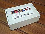 Набор для покраски кроссовок Dr.Leather Sneaker Restoration Professional 40мл, фото 6