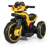 Мотоцикл «BMW» M 3927-6 (Желтый)
