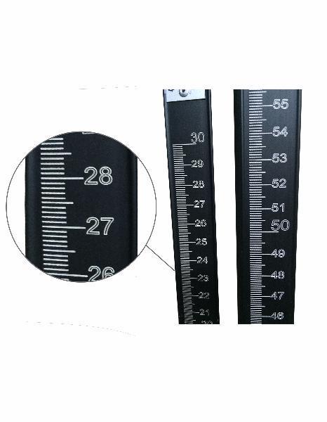 Метрошток черный 2,5м (1 зв.) МШИ-2,5
