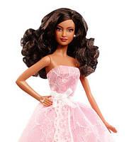 Кукла Барби Коллекционная Особенный День Рождения 2015 Афро-Американка - Birthday Wishes Barbie CHF93, фото 2