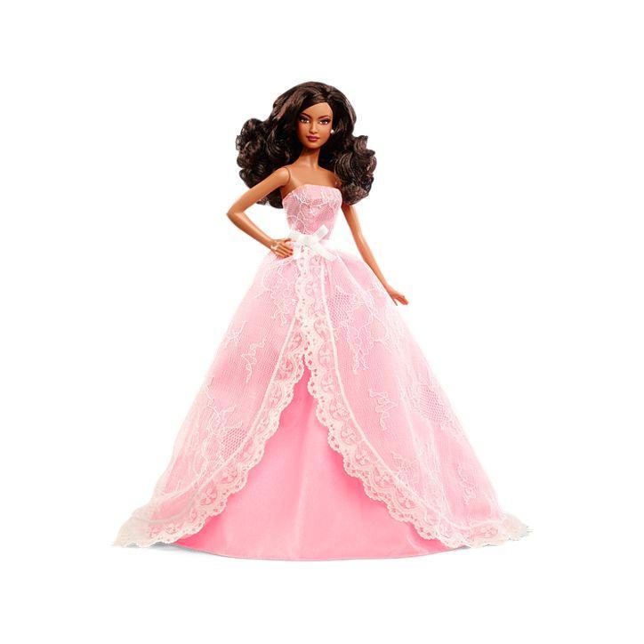 Кукла Барби Коллекционная Особенный День Рождения 2015 Афро-Американка - Birthday Wishes Barbie CHF93