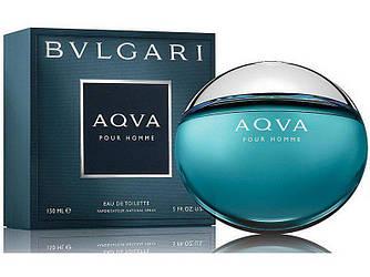 Мужская туалетная вода Bvlgari Aqva Pour Homme, 100 мл копия LUX