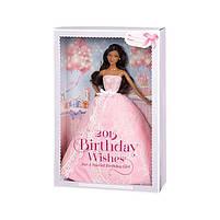 Кукла Барби Коллекционная Особенный День Рождения 2015 Афро-Американка - Birthday Wishes Barbie CHF93, фото 3