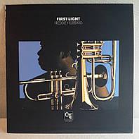 CD диск Freddie Hubbard - First Light