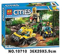 Конструктор Bela 10710 City Миссия Исследование джунглей 397 деталей, фото 1