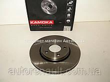 Тормозной диск передний на Рено Трафик 01> KAMOKA (Польша) 1032408