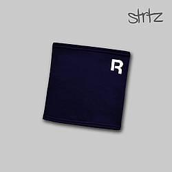 Теплый горловик Reebok синего цвета  (люкс копия)
