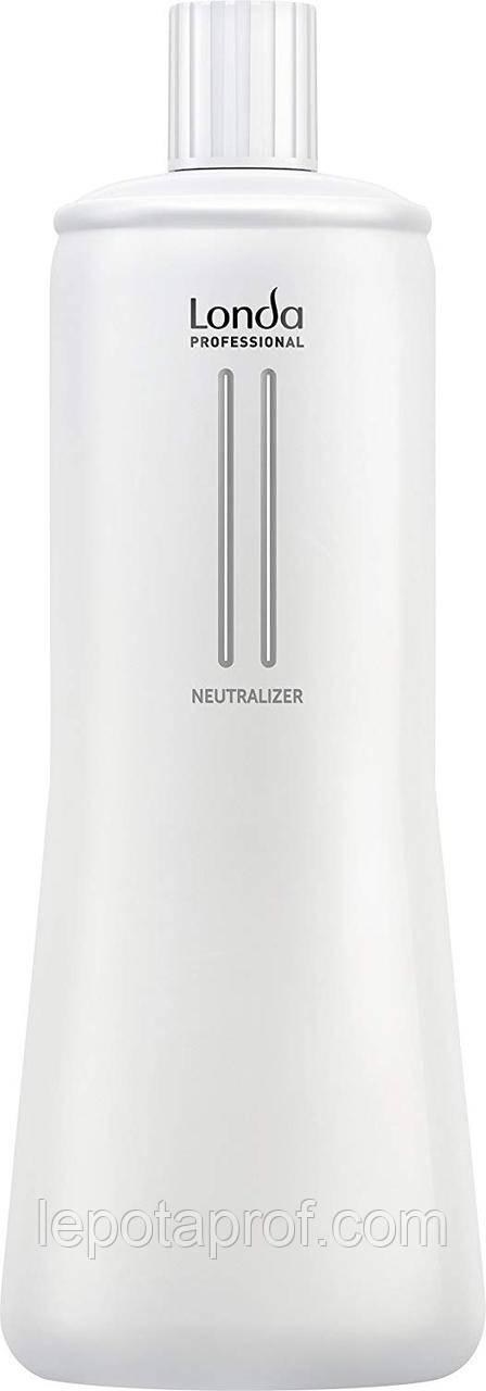 Средство для фиксации химической завивки Londa Professional Neutralizer, 1000 ml