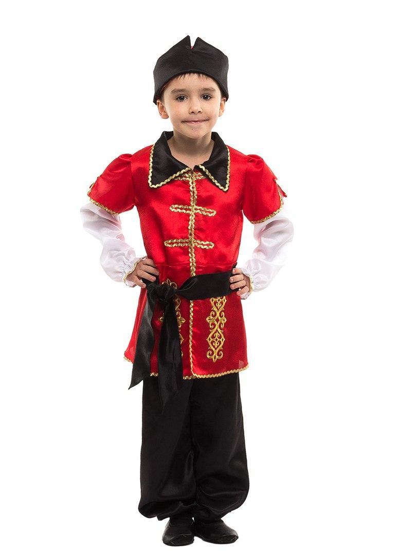 Детский карнавальный маскарадный костюм Иван Царевич Гетьман рост:110-134 см
