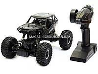 Автомобиль джип на пульте управления Sulong Toys 1:18 Off-Road Crawler Tiger Металлический Черный (SL-111MB)