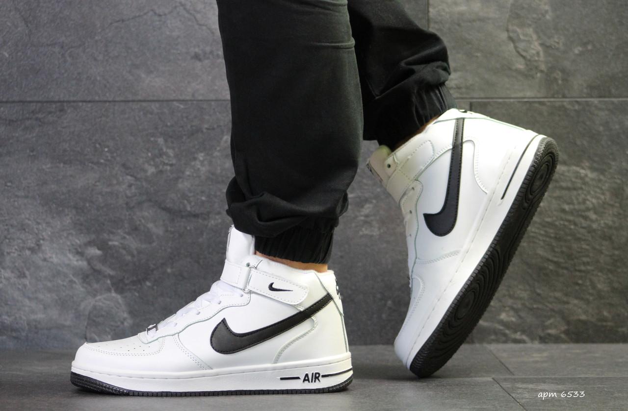 Кроссовки мужские Nike Air Force Зима ( Реплика ААА+) - bonny-style в a4f351218ccd2