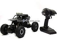 Автомобиль джип на пульте управления OFF-ROAD CRAWLER Sulong Toys – MAX SPEED (1:18) черная (SL-112MBl)