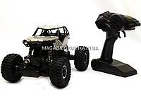 Автомобиль джип на пульте управления Sulong Toys 1:18 Off-road Crawler Rock Серебристый (SL-111S), фото 1