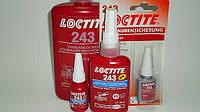 Локтайт(Loctite)   243 10мл,(анаэробный фиксатор резьбы средней силы)