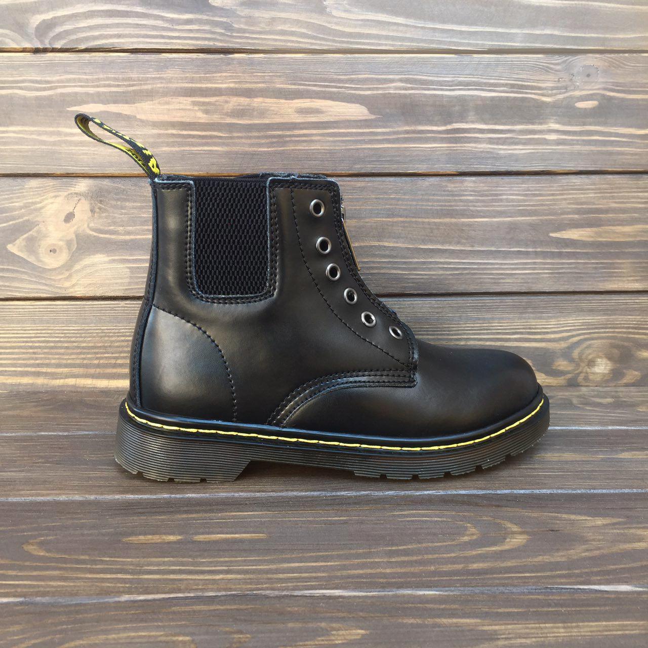 Ботинки Dr. Martens 2976 Zipper