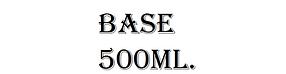 База/основа (CNT) 500 ml
