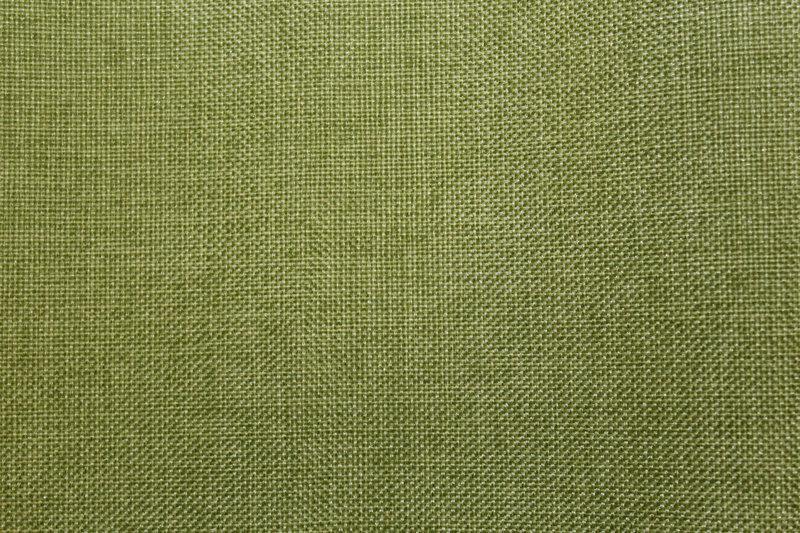 """Однотонная ткань """"Лён мешковина"""". Высота 2,8м. Цвет светло оливковый. 106ш"""