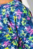 Джемпер женский свободный крой 19PL129-2 (Джинс), фото 4