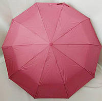 "Зонт женский полуавтомат ""Bellissimo"" SL461A, 10 спиц, 3 сложения, ""проявка"""