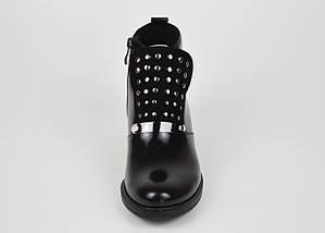 Демисезонные ботинки с декорированным языком Lamanti 609, фото 3