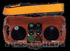 Система радиоуправления грузоподъемным краном SAGA Crystal Series | SAGA Joystick Series | Установка