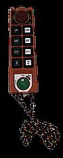Система радиоуправления грузоподъемным краном SAGA Crystal Series   SAGA Joystick Series   Установка, фото 2