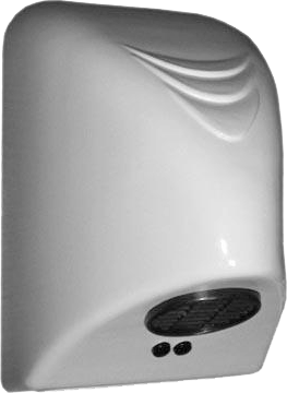 Электросушилка для рук Zinger 850 Вт