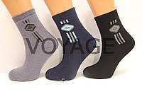 Подростковые махровые носки стиль люкс