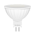 LED-лампа GLOBAL 5W MR16 яскраве світло GU5.3 (1-GBL-114), фото 2