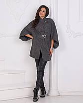 Пальто на подкладке  04д41137 , фото 3