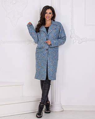 Пальто с карманами на подкладке 04с495, фото 2