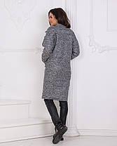 Пальто с карманами на подкладке 04с495, фото 3